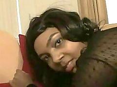 Fresh ebony faces
