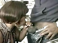 Hot ebony babes in hard sex