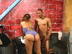 Ebony adult films with hot black chicks