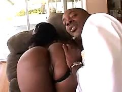 Black BBW in porn ebony films
